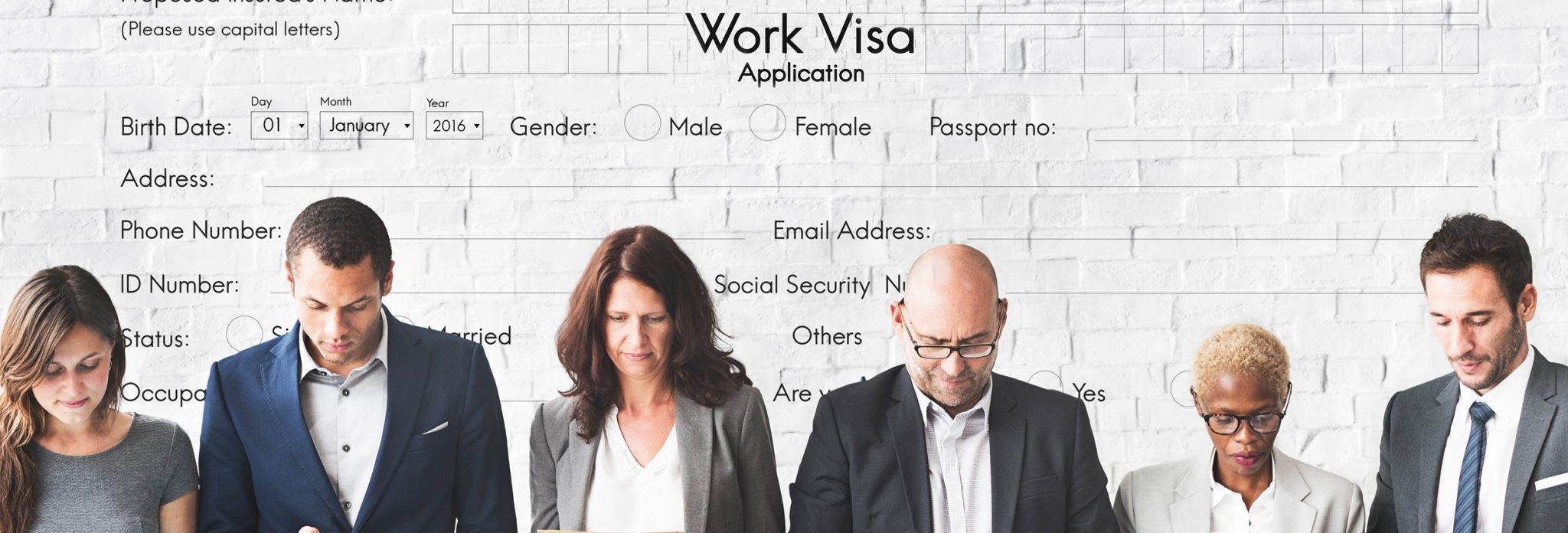 Image related to Work Visa